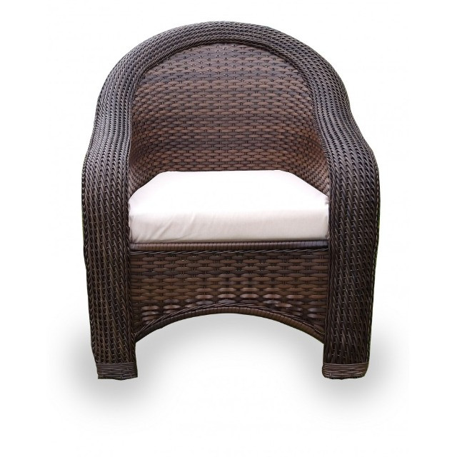 Conjunto De Cadeiras Fibra Sintética Externo Vime Junco - Foto 4