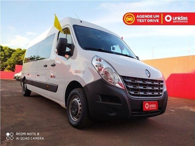 Renault Master Minibus Executive 16 lugares 2.3 diesel
