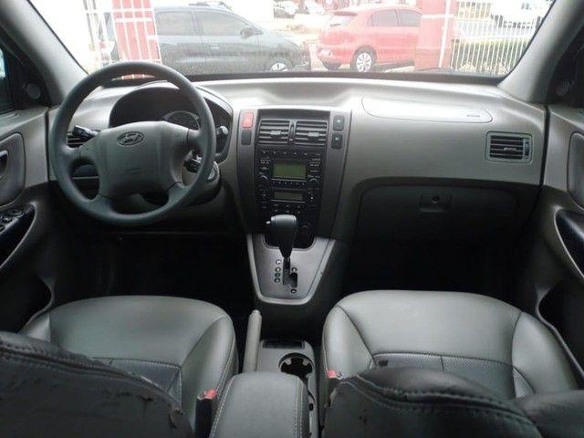 Hyundai TUCSON GLS 4X2 2WD 2.0 MPFI 16V 143CV AUT. - Foto 6