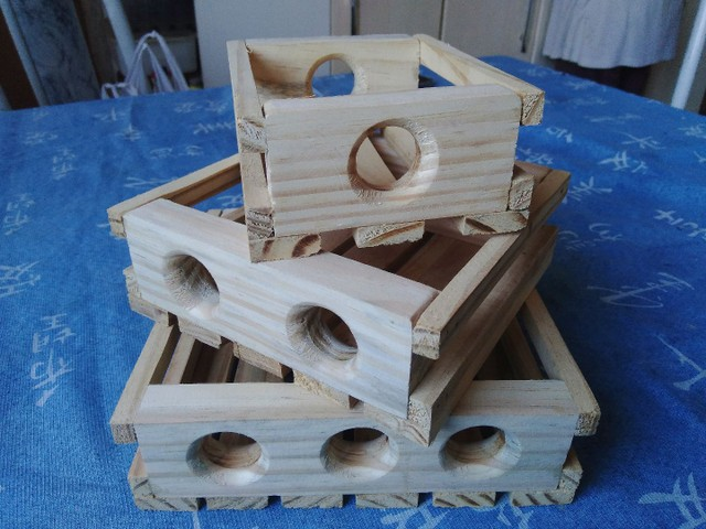3 caixinhas Organizadora - Foto 6