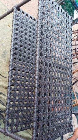 Reforma de cadeira de fibra sintética - Foto 2