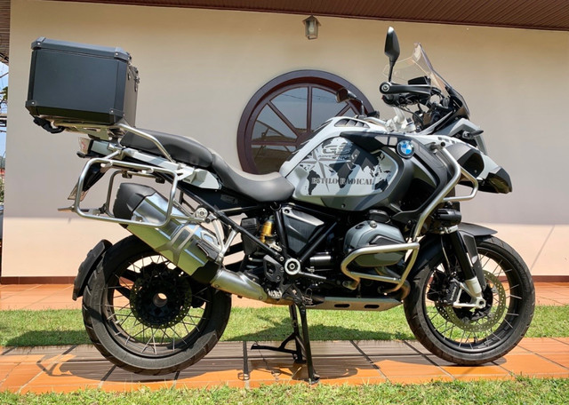 Moto BMW R 1200 GS Adventure Excelente Estado  - Foto 3