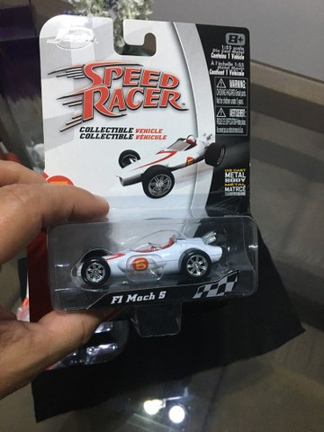Carrinho Spedd Racer novo colecionador  - Foto 4