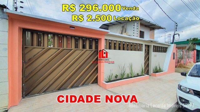 Casa 3 Quartos Sendo 2 Suítes Na Canaranas 1/ Bairro Cidade Nova