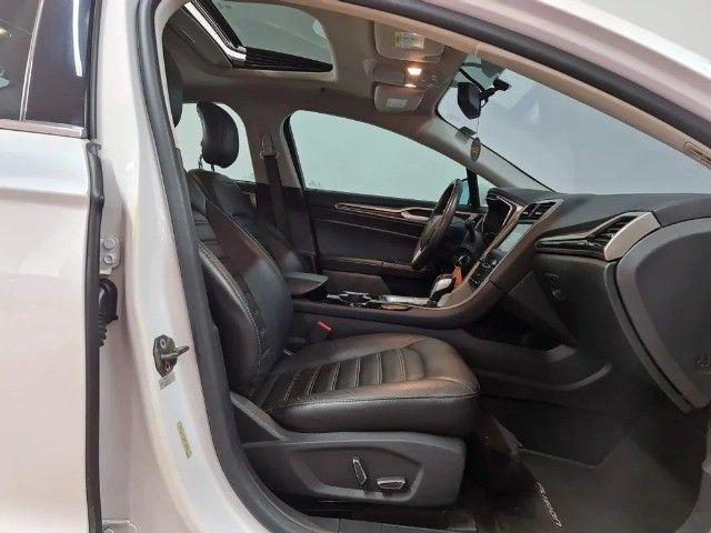 Ford Fusion 2.5 Flex Aut + Teto Solar Mod 2015 - Foto 12