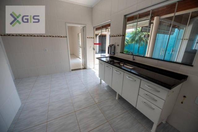 Imóvel Amplo com 4 dormitórios (2 Suítes). Área de Lazer. 235 m² de área construída. Laran - Foto 8