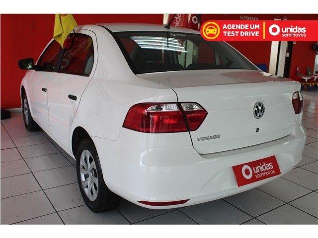 Volkswagen Voyage 2020 1.0 12v mpi totalflex 4p manual - Foto 5