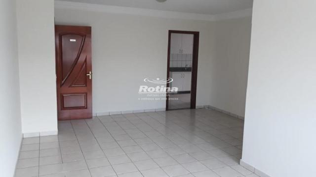 Apartamento para aluguel, 3 quartos, 1 suíte, 1 vaga, Centro - Uberlândia/MG - Foto 3
