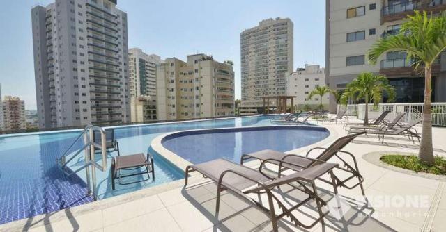 Apartamento para Venda em Nova Iguaçu, Centro, 4 dormitórios, 3 suítes, 4 banheiros, 2 vag - Foto 16