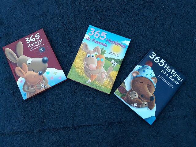 Kit com 3 Livros Histórias para Sonhar - Foto 5