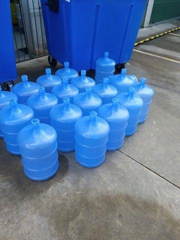 Botijão de água 20  litros vazio