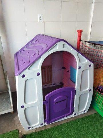 Casinhas Coloridas Infantis - A pronta entrega para sua área kids - Foto 6