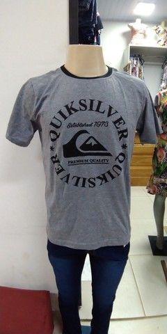 Camisetas masculinas a 20,00 reais - Foto 6