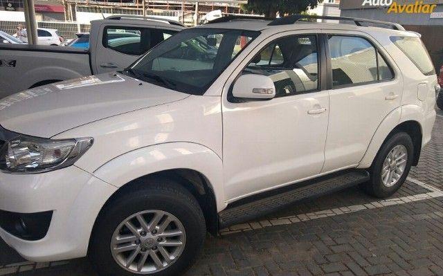 Toyota Hilux Sw4 Flex automática 5 lugares!!!! Extra de verdade !!! Sheila - Foto 5