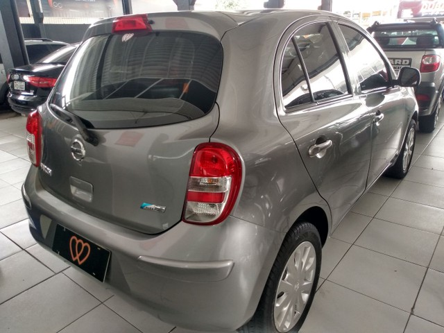 Nissan Match 1.6S Completo 2013