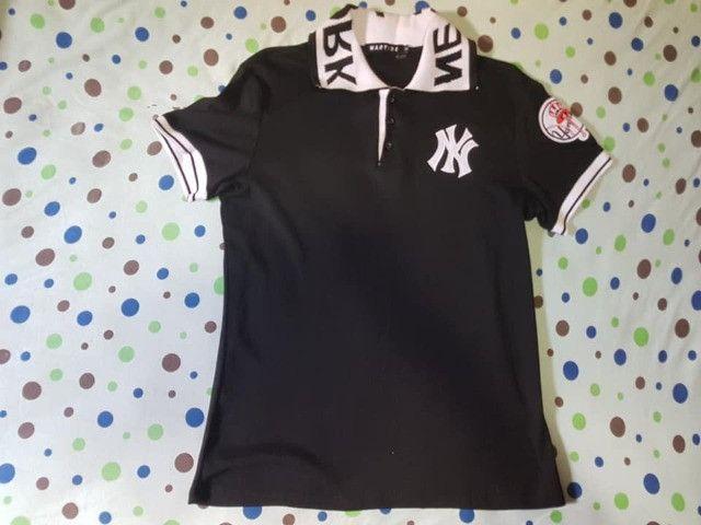 Camisa Polo New York Yankees