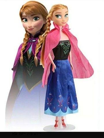 Ana + Elsa frozen - Foto 3