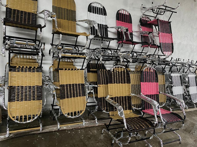 Cadeiras de mola da fábrica  - Foto 4