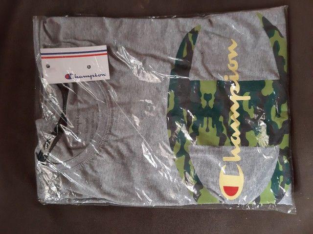 Camisetas basicas surf - Foto 2