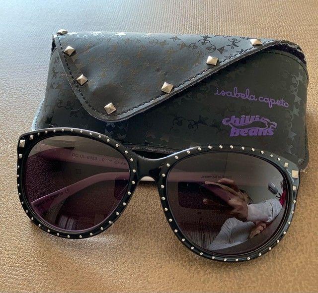 Óculos de sol Chilli Beans coleção Isabela Capeto  - Foto 2