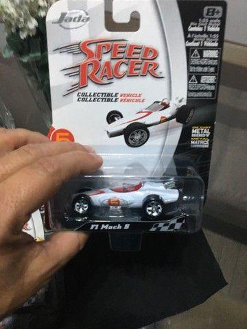 Carrinho Spedd Racer novo colecionador  - Foto 3