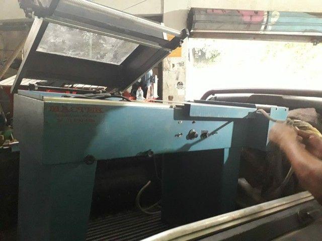 Máquina de selagem a vácuo