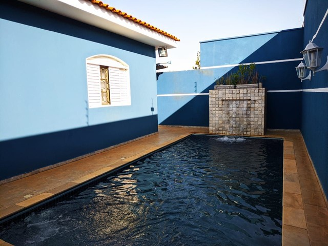 Casa com 3 dormitórios e piscina à venda, 178 m² por R$ 549.000 - Parque Residencial Serva - Foto 7