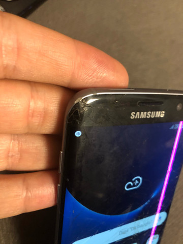 Celular Samsung Galaxy S7 Edge 32GB - Foto 3