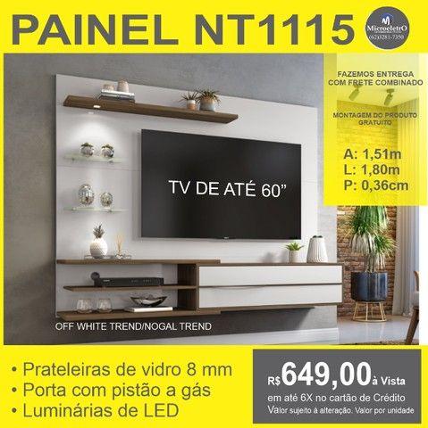 Painel NT1115 para TV de até 60 polegadas