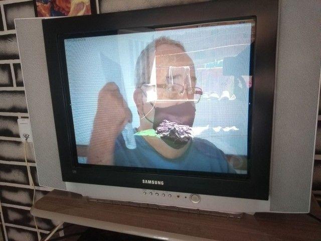 Vendo Televisão Samsung