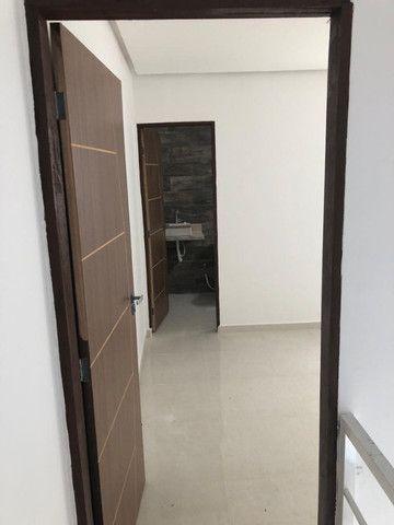Casa duplex nova pronta para morar bairro Indianópolis 2 quartos - Foto 7