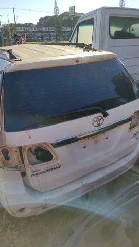 Tampa Traseira Toyota Hilux SW4 Revisado Com Garantia - Foto 4