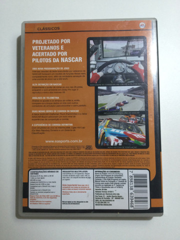 NASCAR SimRacing Clássicos PC. Original ! - Foto 2