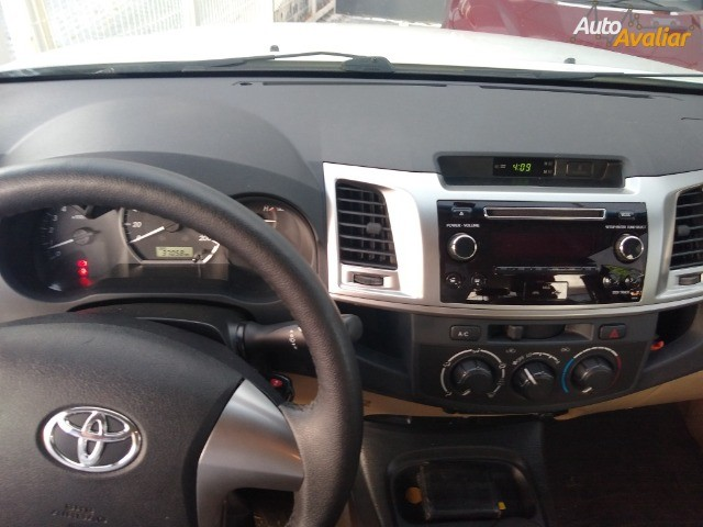 Toyota Hilux Sw4 Flex automática 5 lugares!!!! Extra de verdade !!! Sheila - Foto 9