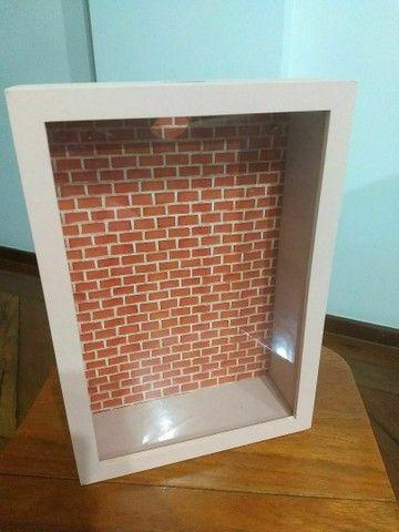 Caixa porta rolhas e porta tampinhas - Foto 3