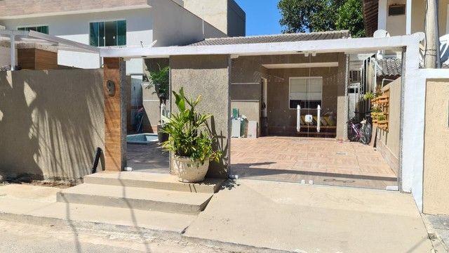 Vendo casa linear R$ 410.000,00 em condomínio Vargem Grande