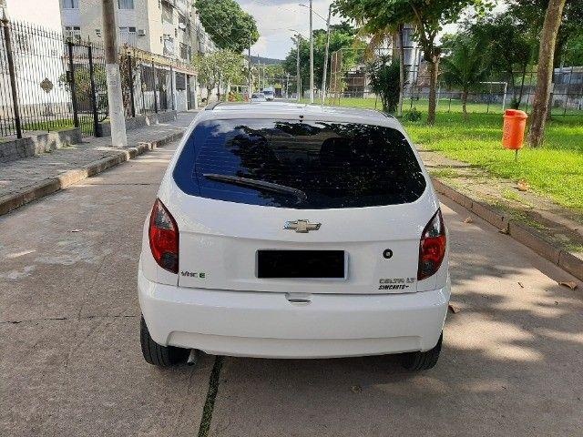 Chevrolet Celta 1.0 LT 2012/2012 ? I.M.P.E.C.Á.V.E.L. - Foto 8