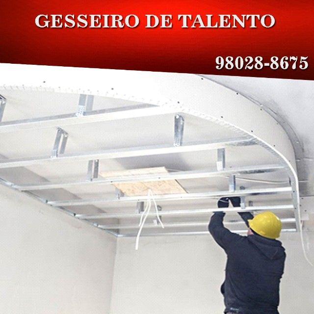 Gesseiro no Leme - Serviços de Gesseiro no Leme RJ