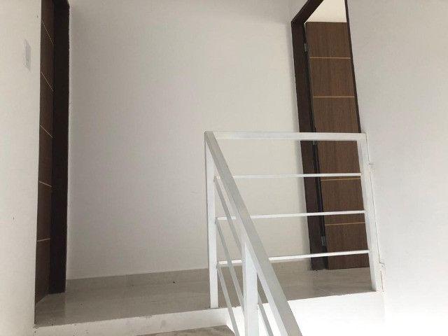 Casa duplex nova pronta para morar bairro Indianópolis 2 quartos - Foto 9