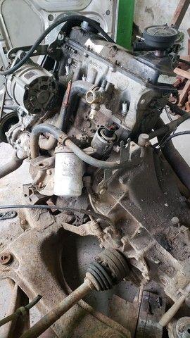 Motor e caixa AP