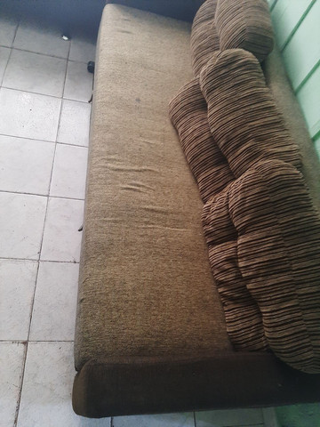 Sofá cama  estilo bicama