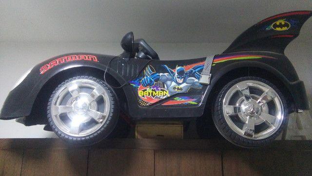Carro elétrico batman - Foto 2