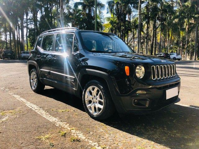 Jeep Renegade Longitude 1.8 Flex Automático - Foto 7