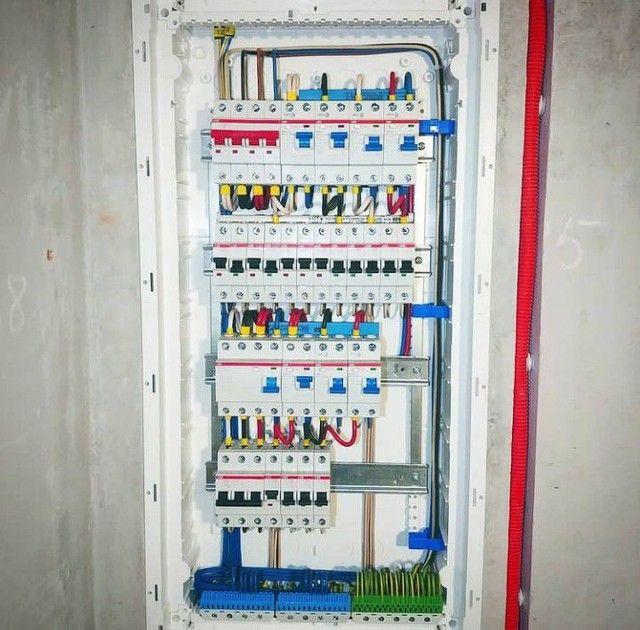 Técnico Eletrotécnico, eletricista.