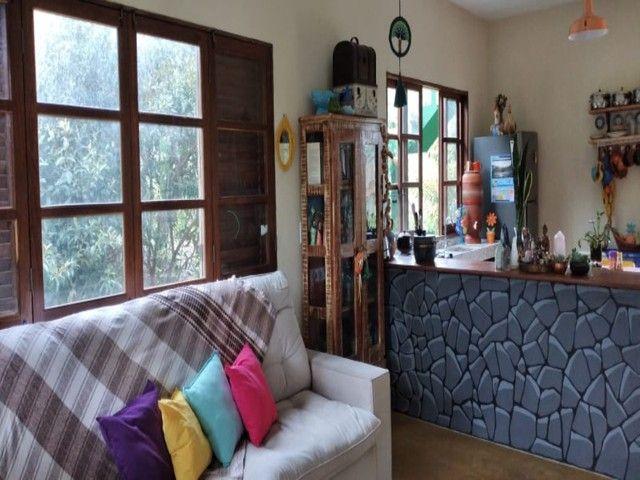 Vendo Casa no Capão, Chapada Diamantina, distrito de Palmeiras, com 170m², 2 quartos. - Foto 2