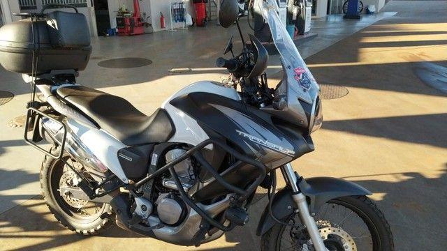 Moto Honda TRANSALP XL 700