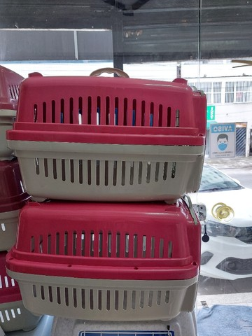 Caixa transporte mais dog nr3 - Foto 2