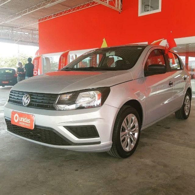 Volkswagen gol 1.0 12v mpi totalflex 4p manual - Foto 2