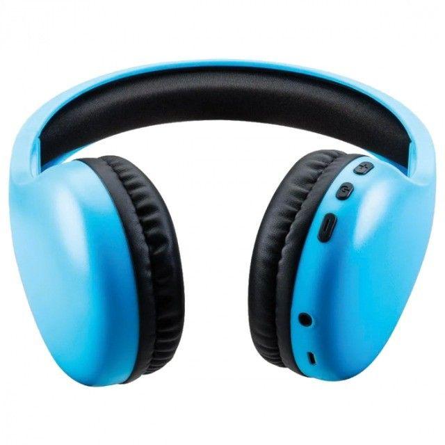 headphone bluetooth joy p2 azul ph310 - Foto 3
