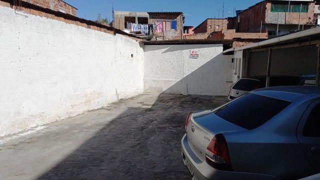 Área fechada coberta e descoberta tipo loja frente rua  Bairro da Paz  - Foto 10